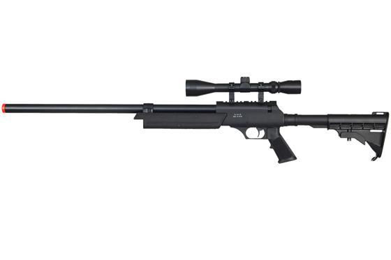 BBTac MB06 SR-2 Sniper Airsoft Rifle