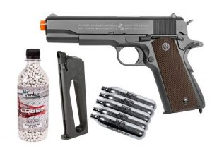 Colt 1911 Blowback airsoft pistol