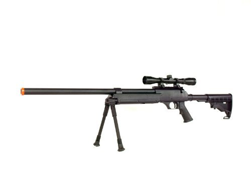 MetalTac MB06 Airsoft sniper Rifle